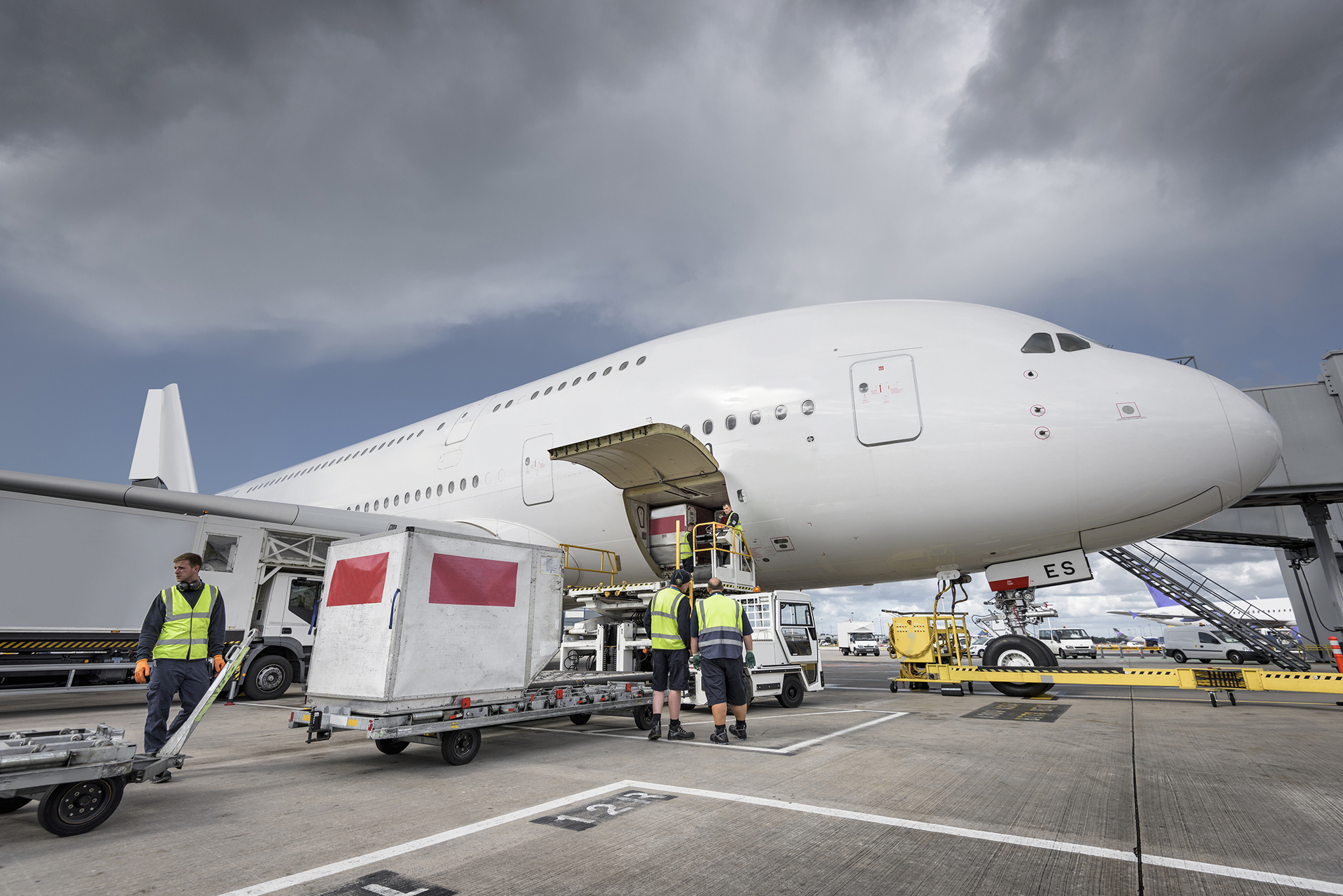 Air Cargo Demand Down 3.3% in January 2020
