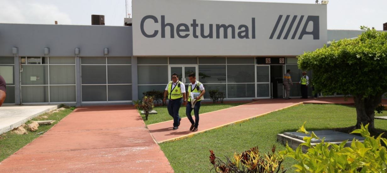 Chetumal airport terminal expansion to add 2,500 square meters