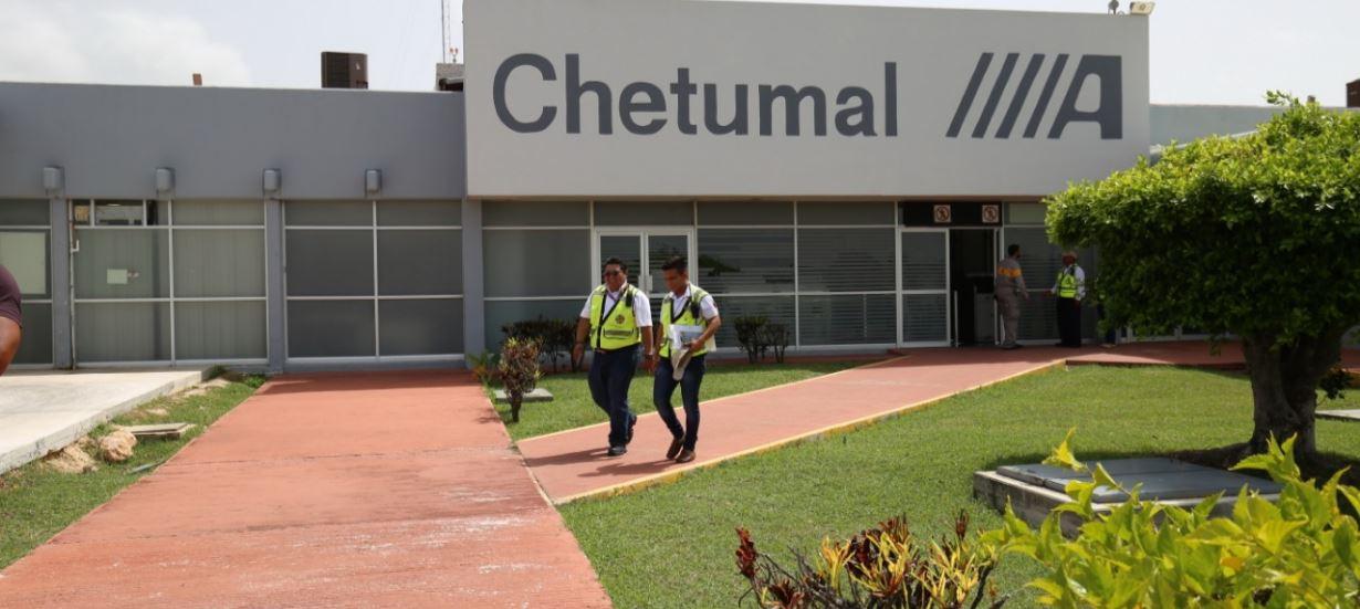 México: El Aeropuerto Internacional de Chetumal atendió a más de 279 mil pasajeros de enero a septiembre de 2019