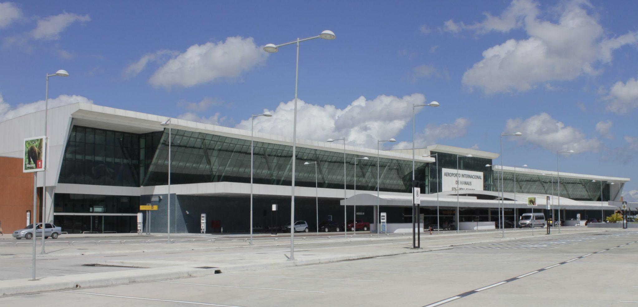 Aeroporto de Manaus é eleito o melhor do país
