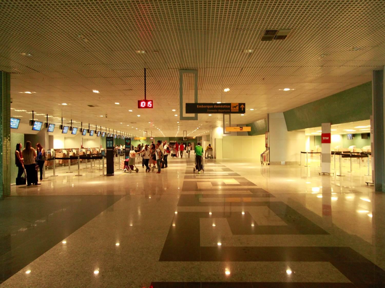Aeroporto de Manaus deve ter movimento de 397 mil passageiros durante as férias de julho