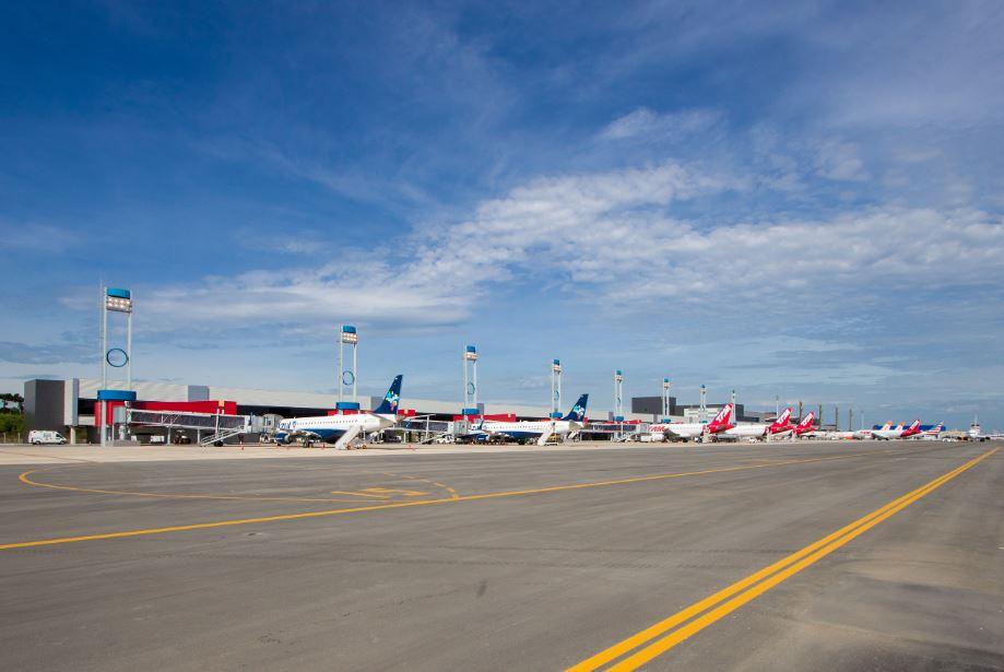 Afonso Pena terá nova pista para receber voos diretos de Europa e EUA