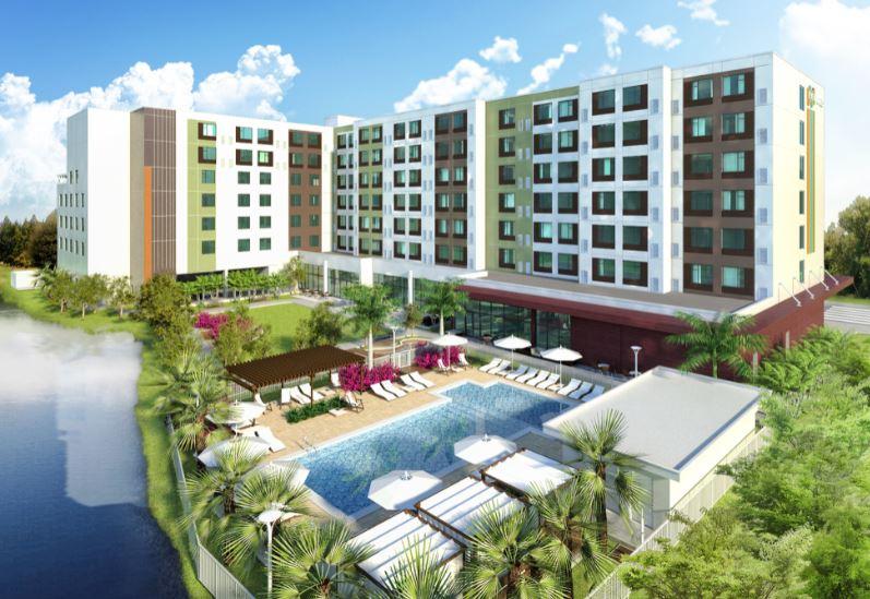 IHG anuncia la apertura de su nuevo hotel en Miami: EVEN Hotel Miami Airport