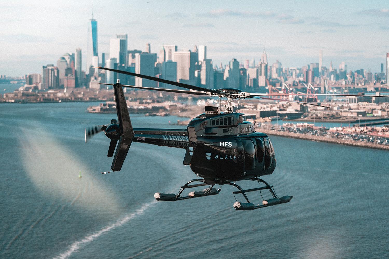 Uber no se rinde: ahora ofrece viajes al aeropuerto en helicóptero