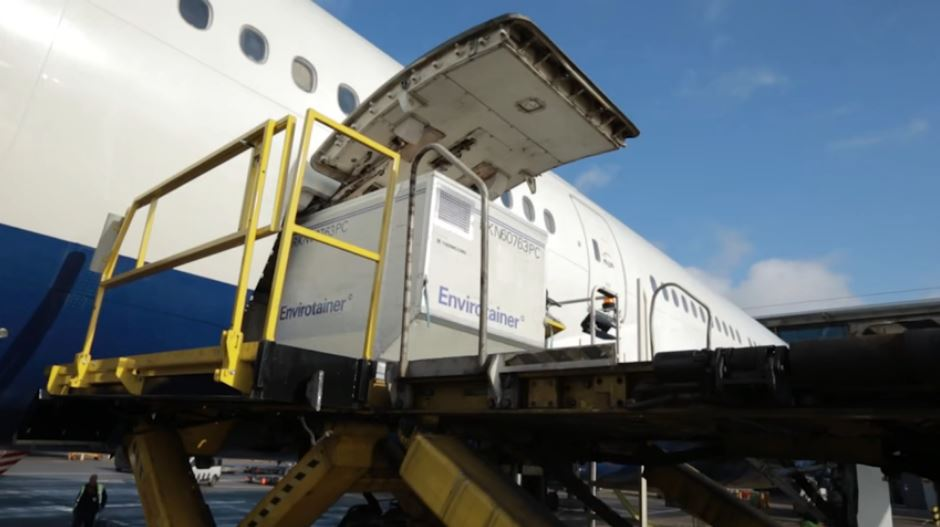 South America and Africa boost IAG Cargo in tough Q1