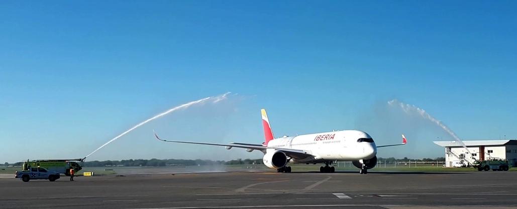Desde hoy la aerolínea española Iberia ampliará su oferta de vuelos a América Latina