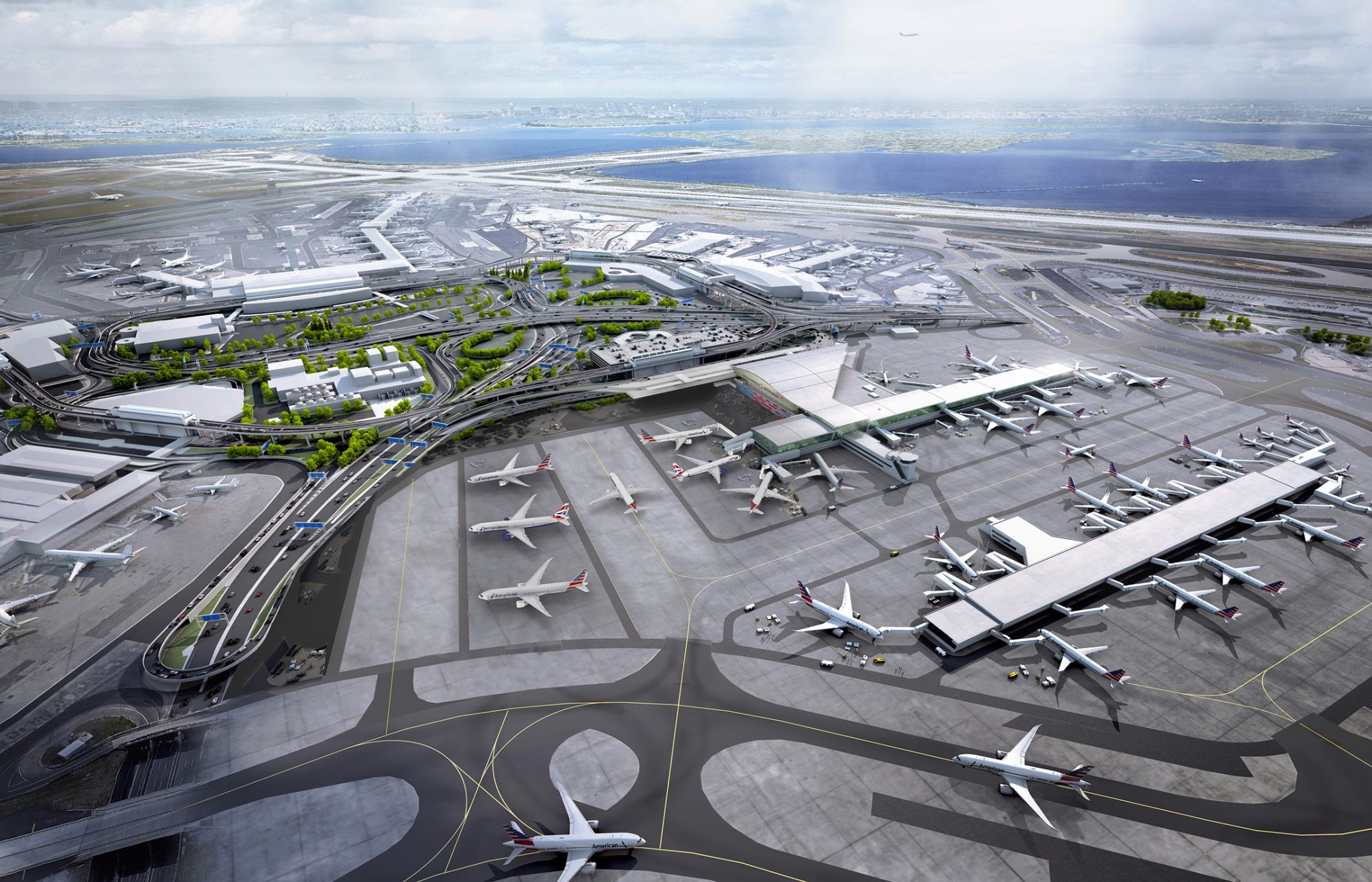 New Terminal One at JFK Airport receives approval of proposed lease