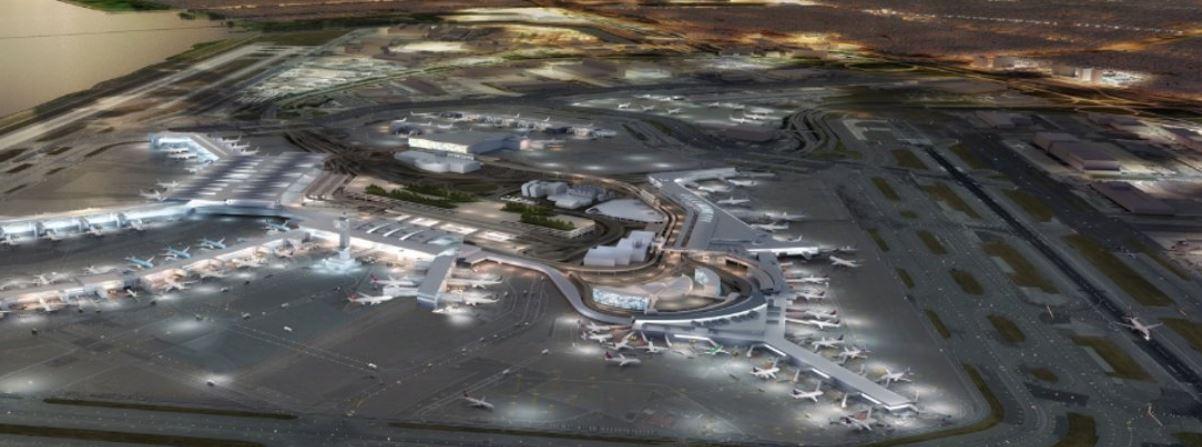 Abrirán una Pista de patinaje sobre hielo en el aeropuerto JFK de Nueva York