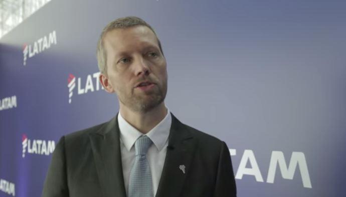 CEO da Latam Brasil comenta participação majoritária dos chilenos
