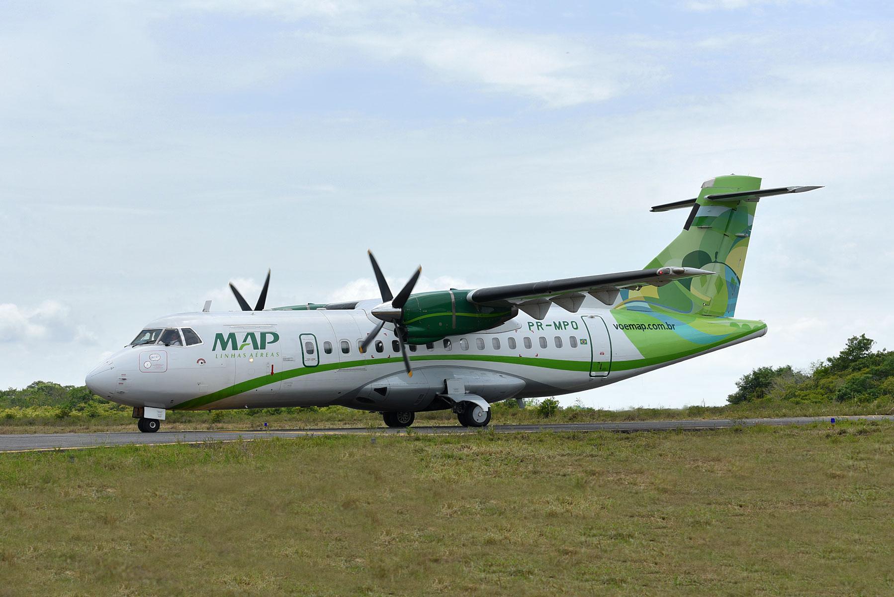 MAP Linhas Aéreas suma nuevo avión y planea expansión internacional