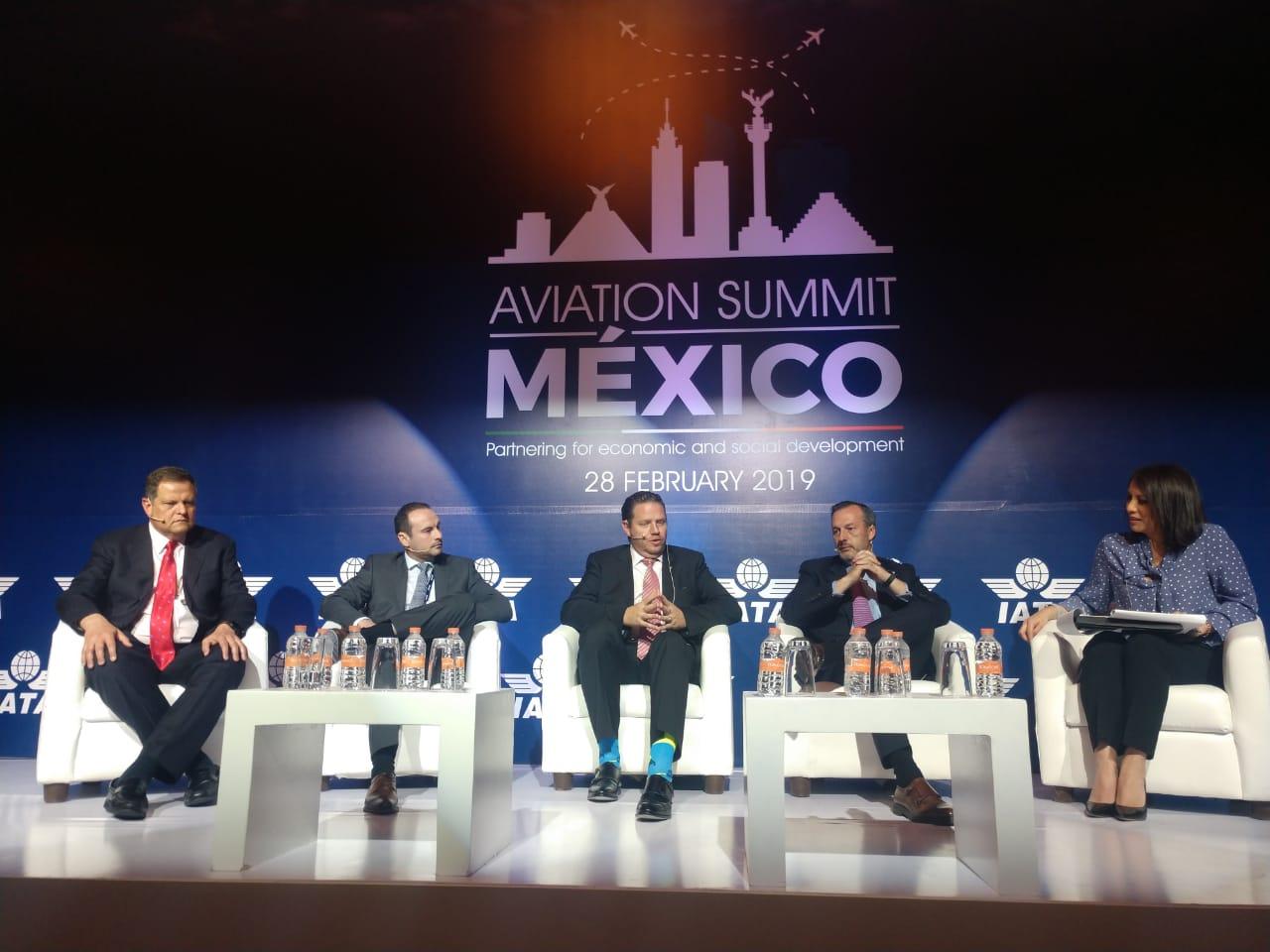 Trabajo en conjunto y diálogo: Conclusiones tras el exitoso Aviation Summit de México