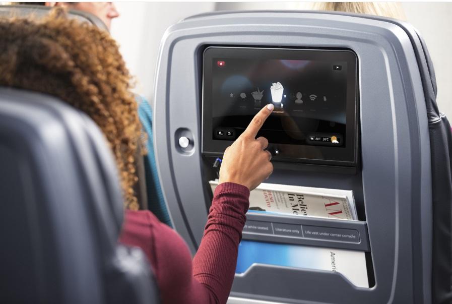 El exitoso primer año de la clase Premium Economy de American Airlines en Chile