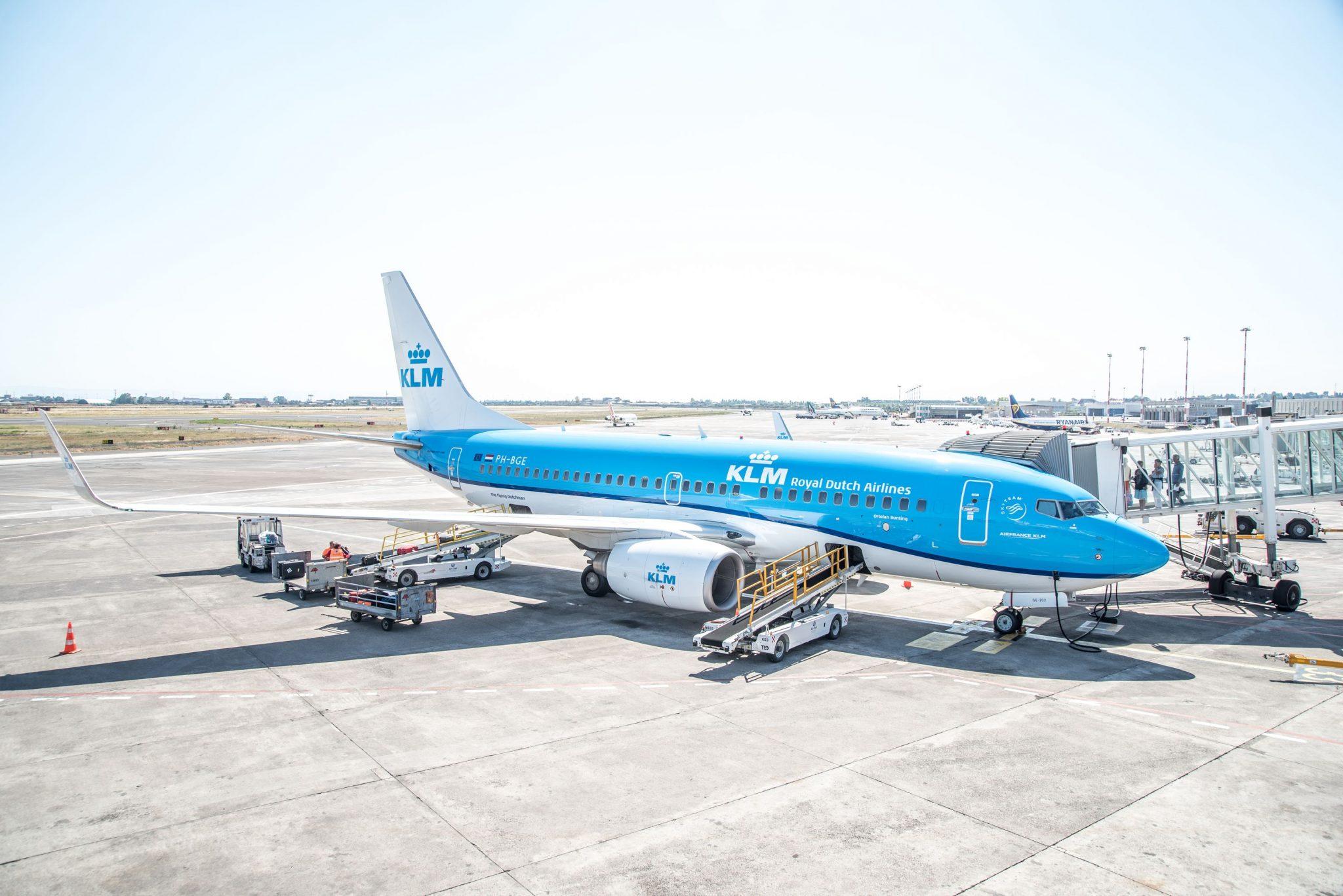 KLM crece 2.2% en primer semestre del año