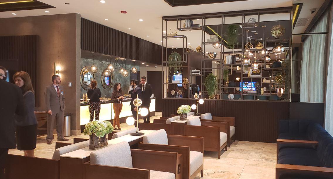 Aeropuerto de Quito abre su remodelado Salón VIP Nacional