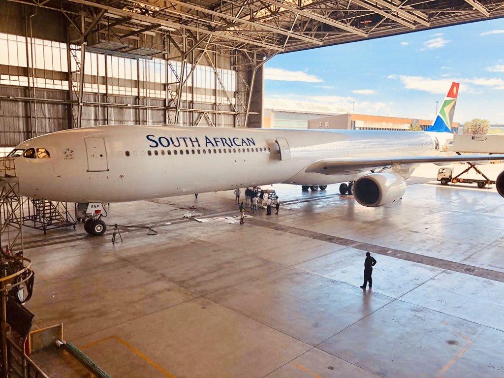Procura aerolínea sudafricana finanzas para operar este año