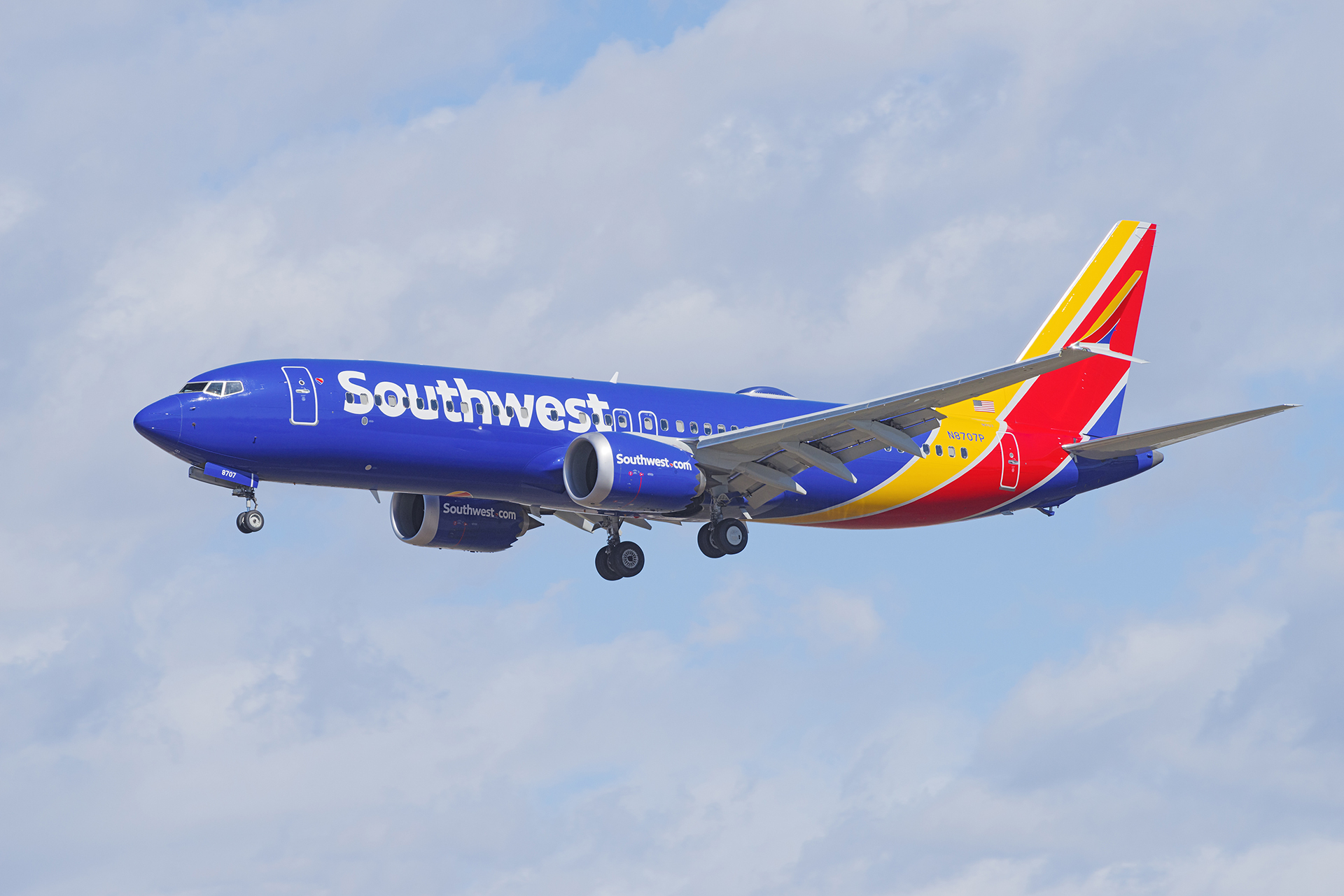 Southwest adding to service on three routes — Phoenix, Baltimore/Washington and Houston — at Milwaukee Mitchell
