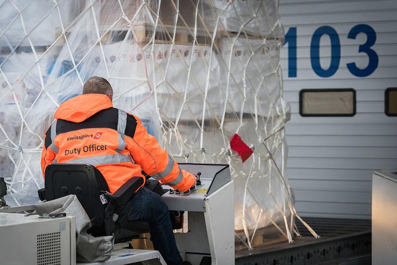 No sólo las aerolíneas están en crisis: Swissport