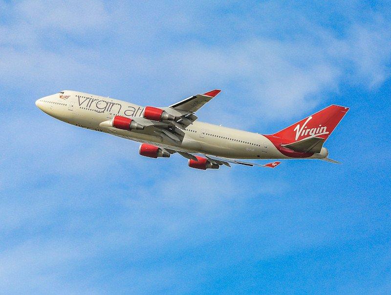 Virgin Atlantic inicia voos para o Brasil no dia 29 de março