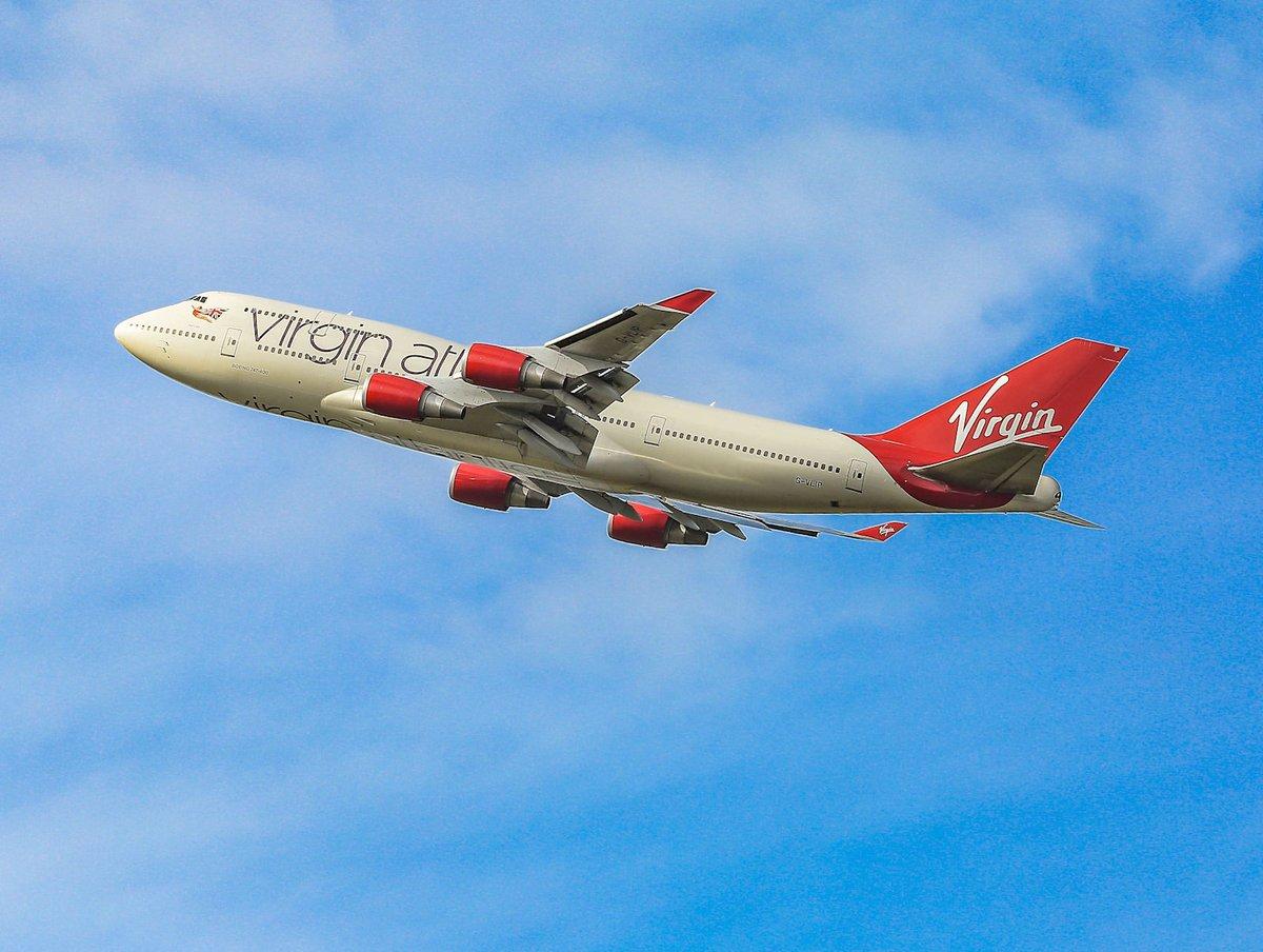 Virgin Atlantic, bajo el control de Air France KLM, Delta y Grupo Virgin