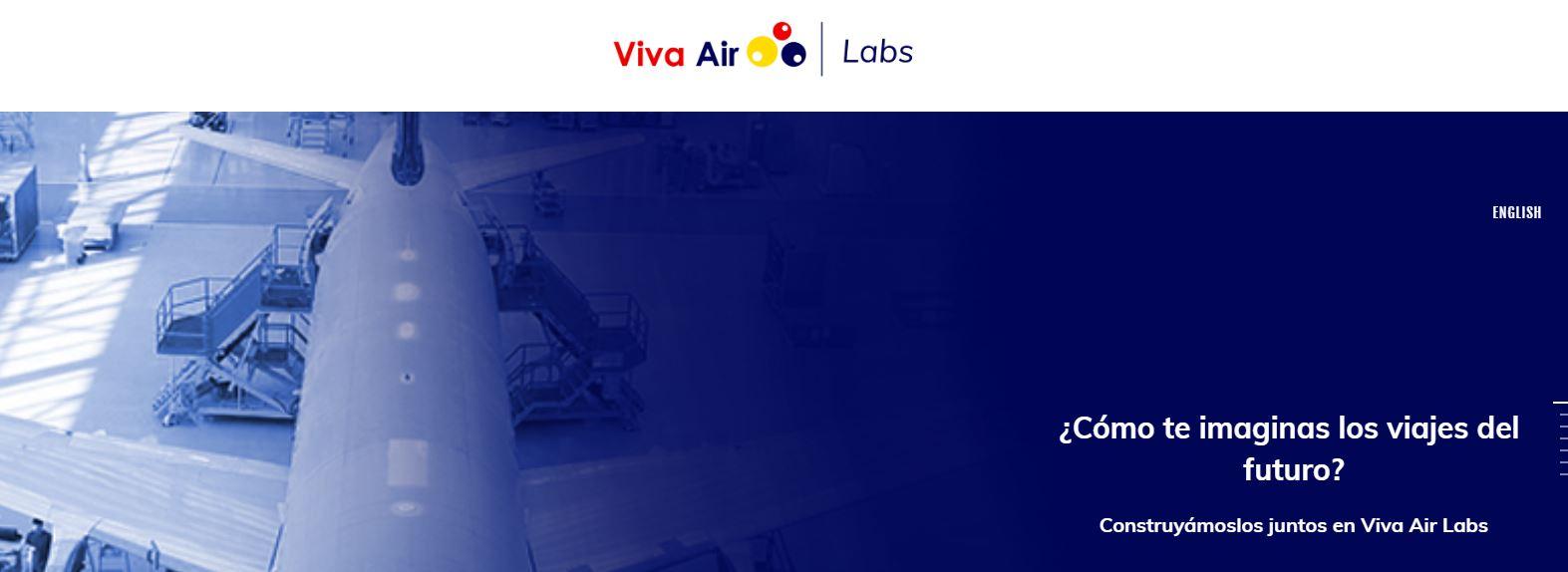 Viva Air Labs, primer laboratorio de innovación de aerolíneas de la región