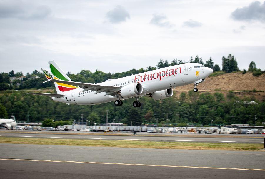 Ethiopian Airlines aspira a desarrollar una aerolínea en Nigeria