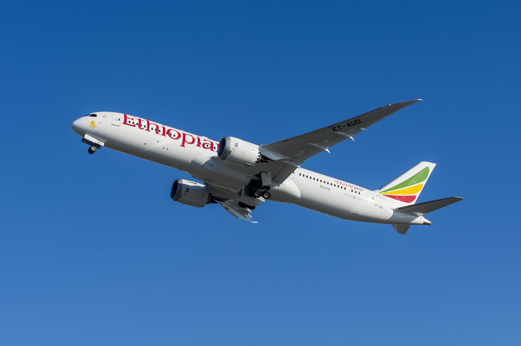Ethiopian Airlines to Transport Cargoes to Southeast China