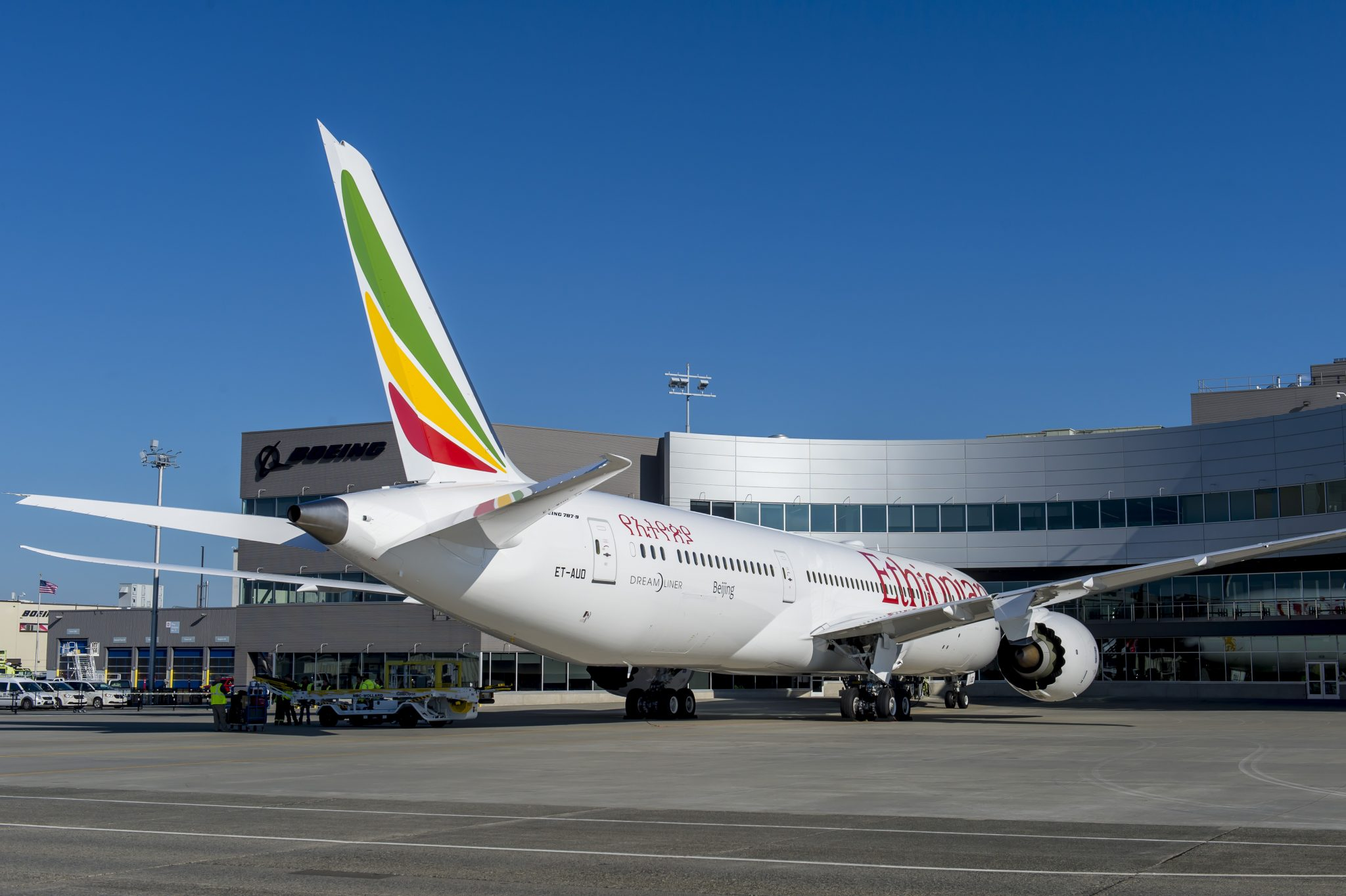 Ethiopian Airlines Wins Continental Cargo Award