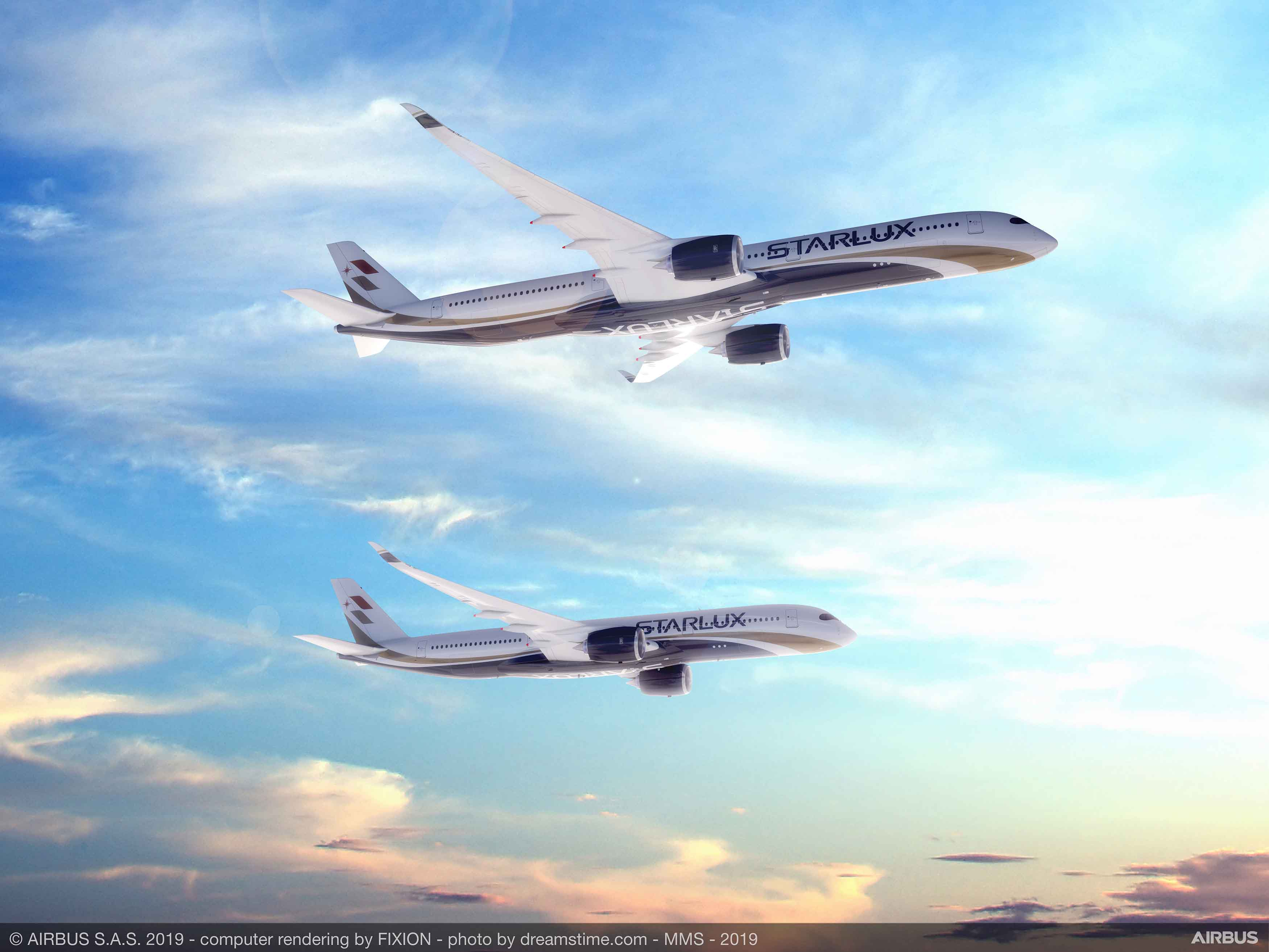 Starlux eyes Los Angeles for first US route