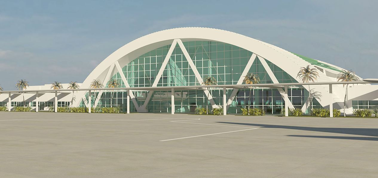 Prince Charles Opens the Cayman Islands' New Airport