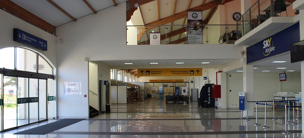 Chile: Ministerio de Obras Públicas licitaría ampliación del aeropuerto La Florida de La Serena