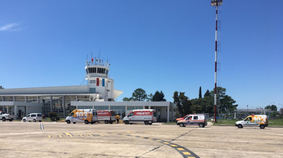 Argentina: Creció 300 % la cantidad de pasajeros en el Aeropuerto Metropolitano de Santa Fe
