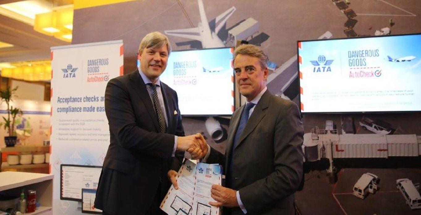 Air France KLM Cargo es la primera aerolínea en adoptar el DG AutoCheck de IATA