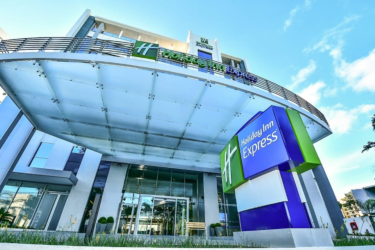 IHG abre el Holiday Inn Express Asunción Aviadores  en el corazón de la capital de Paraguay