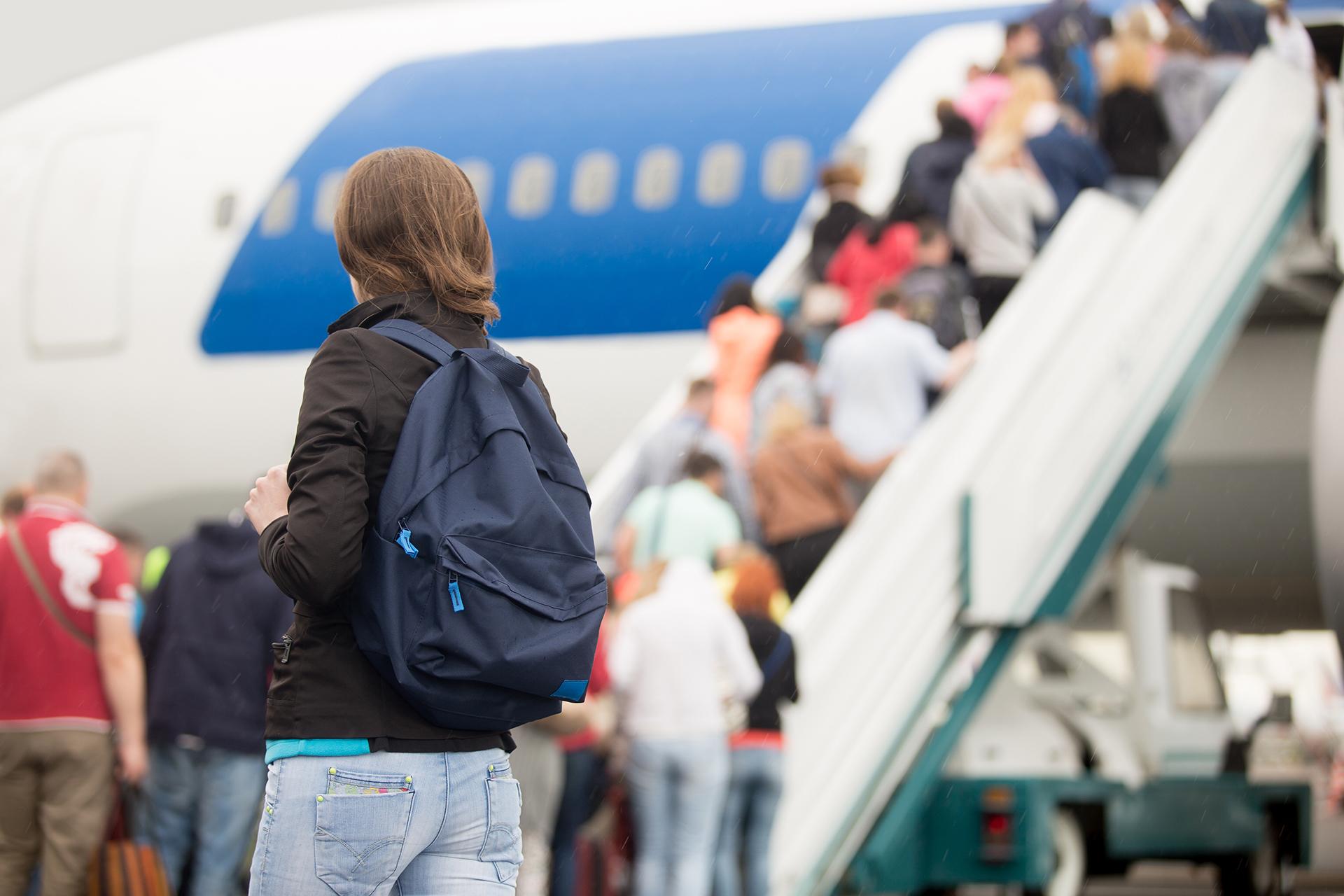Colombia incrementa 10,4% el tráfico de pasajeros hasta agosto