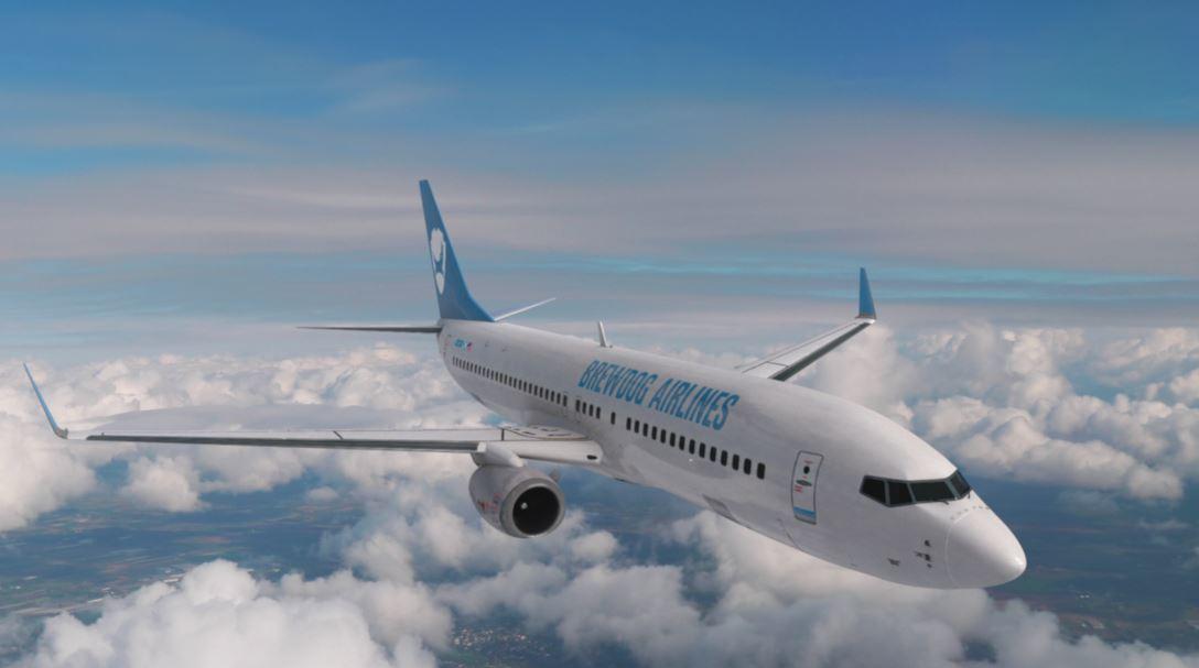 La primera aerolínea de cerveza artesanal tiene su vuelo inaugural