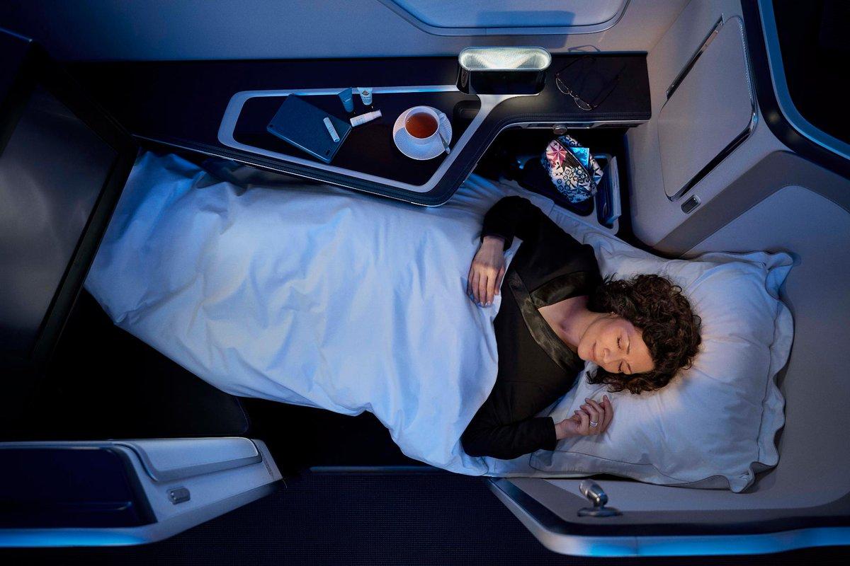 British Airways renueva su primera clase