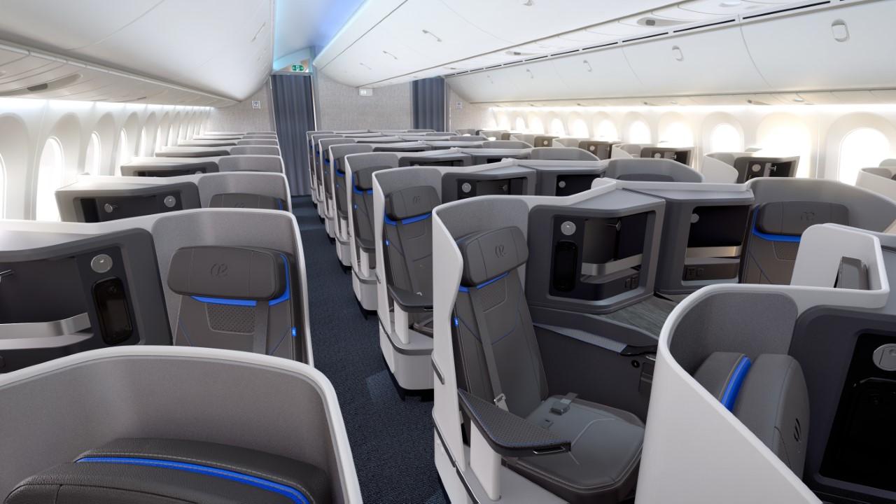 Air Europa dobla el sistema de entretenimiento de su flota Dreamliner
