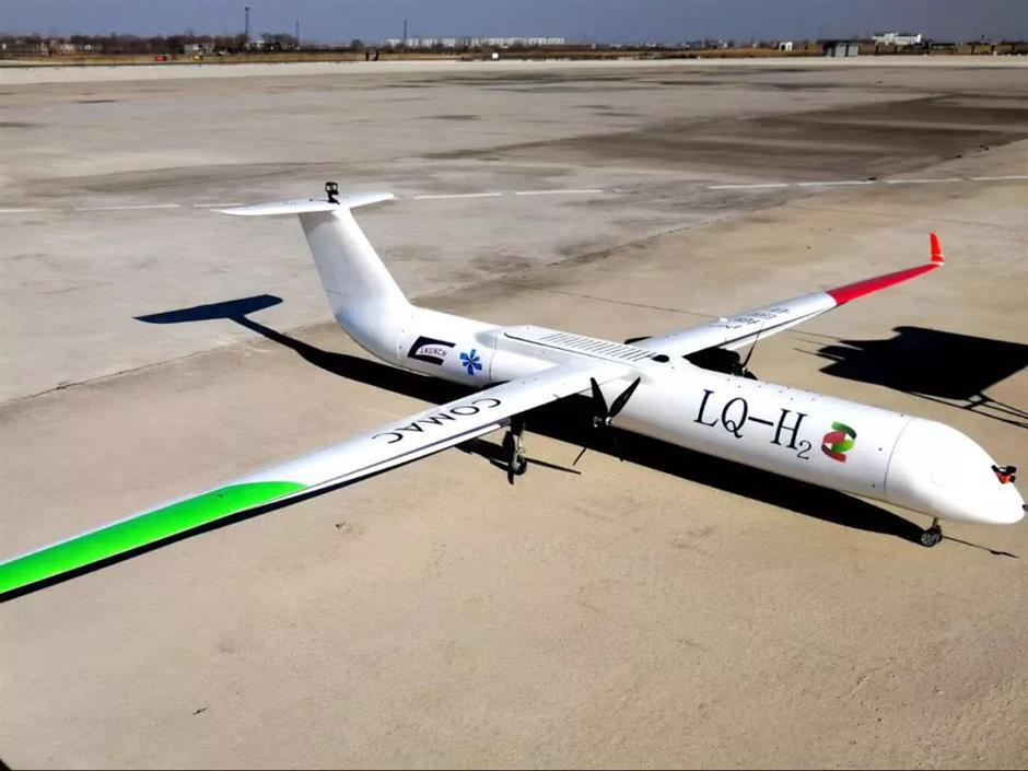 Exitoso vuelo de avión que funciona con combustible de hidrógeno