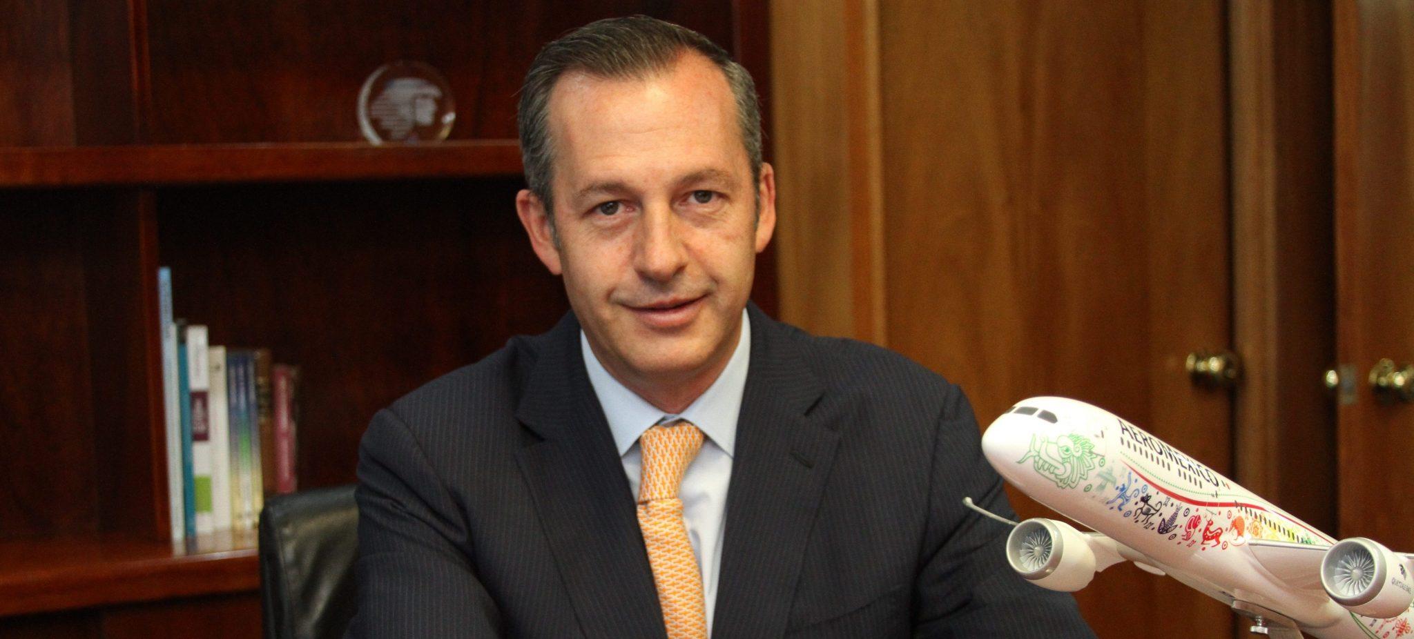 Aeroméxico manifestó su disposición en colaborar con las decisiones que buscan mejorar el desarrollo de la infraestructura en México