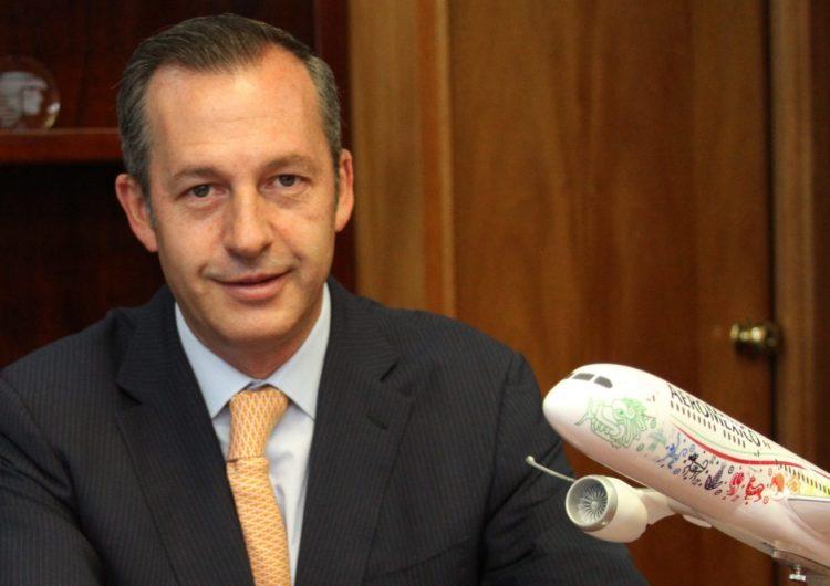 Aeroméxico pide medidas para garantizar liquidez: Conesa