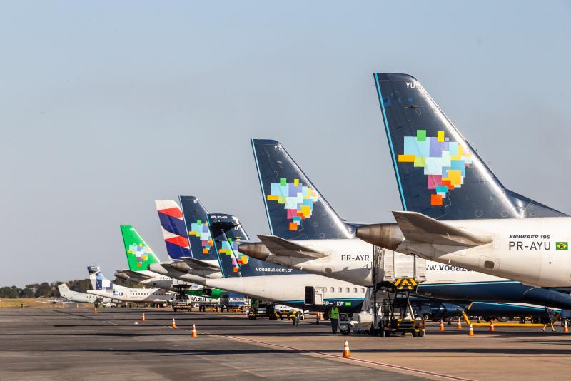 Para IATA, Brasil pode ser um dos cinco maiores mercados aéreos se remover amarras