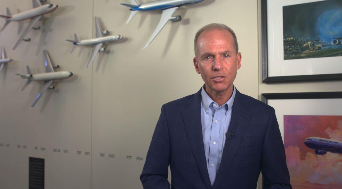 Presidente de Boeing anuncia cambios para aumentar enfoque en la seguridad de sus productos y servicios
