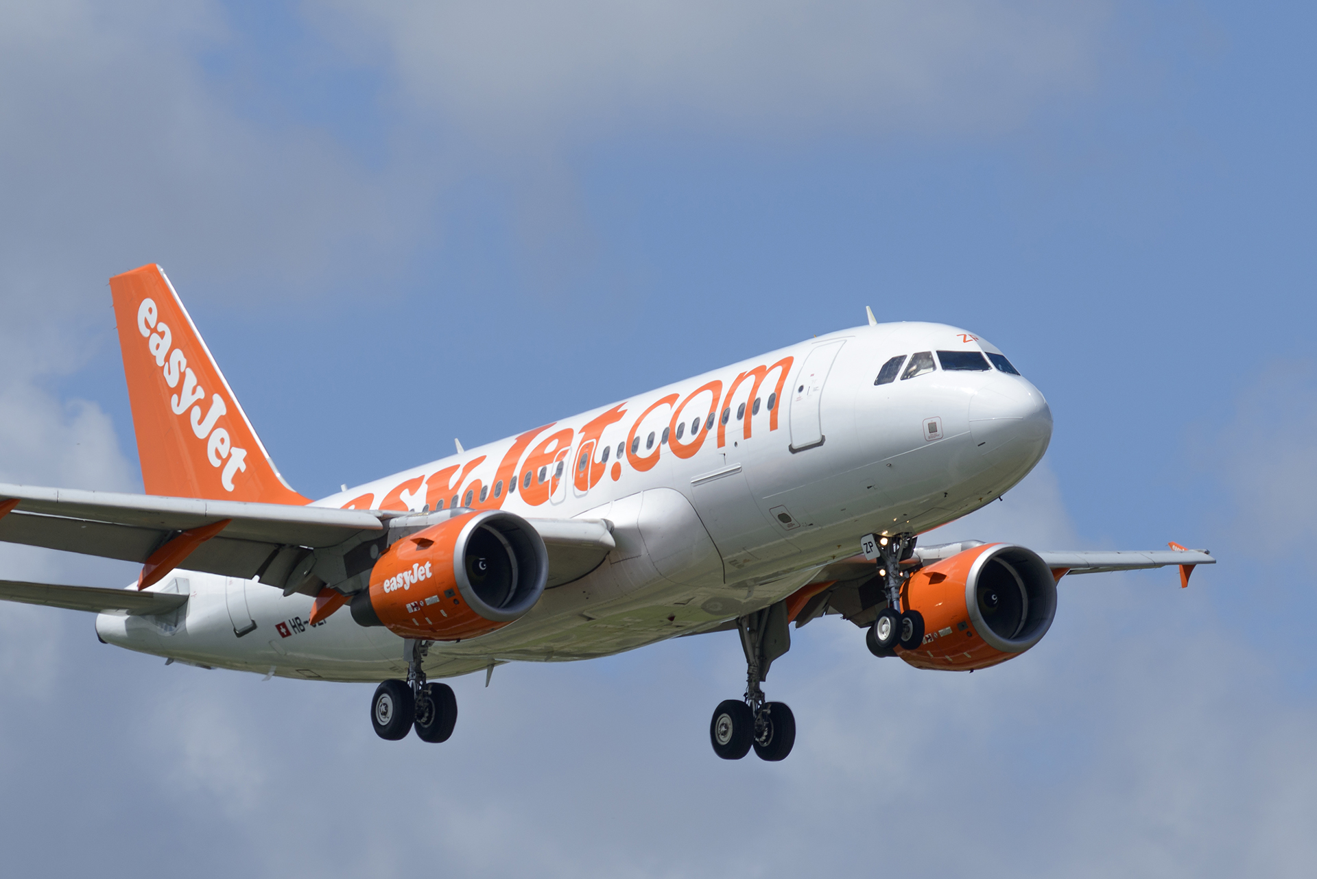EasyJet takes A320neo fitted for future ATC system trial