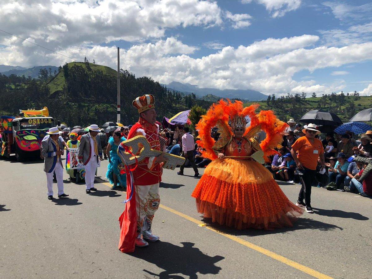 Feriado de Carnaval genera US$ 67 millones en Ecuador