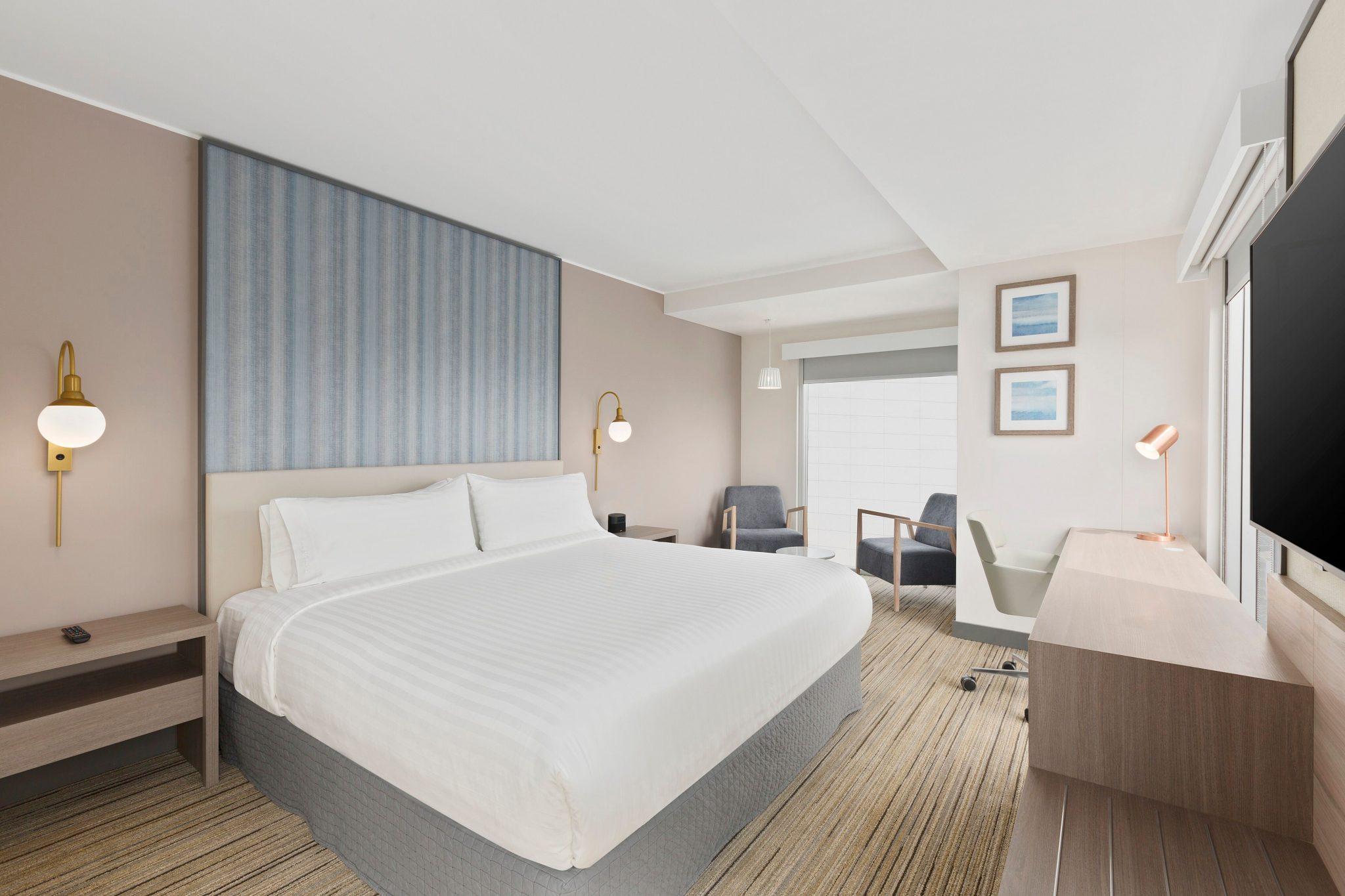 IHG abre el hotel Holiday Inn Express Lima San Isidro en Perú
