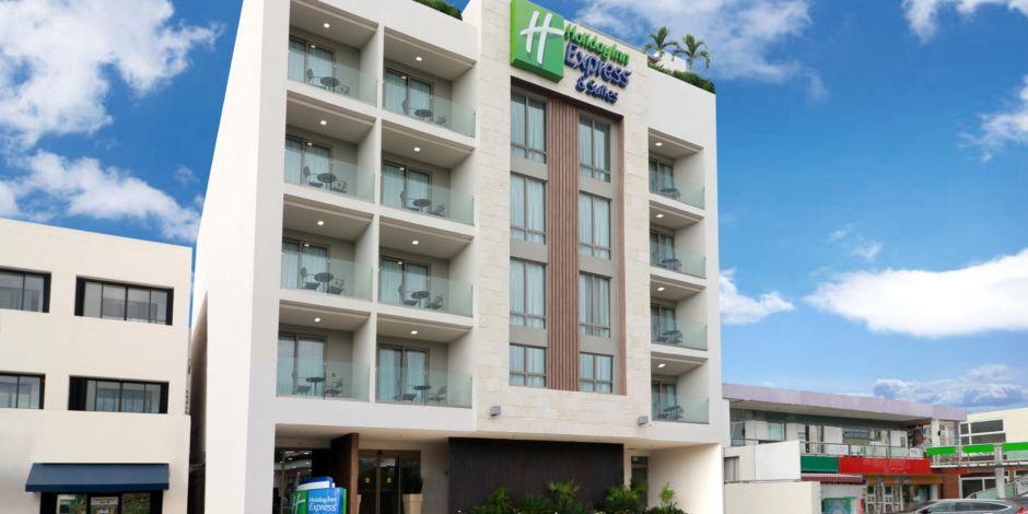 Playa del Carmen recibe su primer Holiday Inn Express
