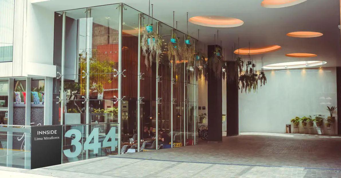 Lima tiene la primera propiedad Innside by Melia de Latinoamérica