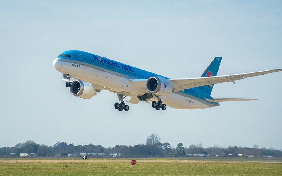 Las acciones de las aerolíneas surcoreanas caen más de un 20%