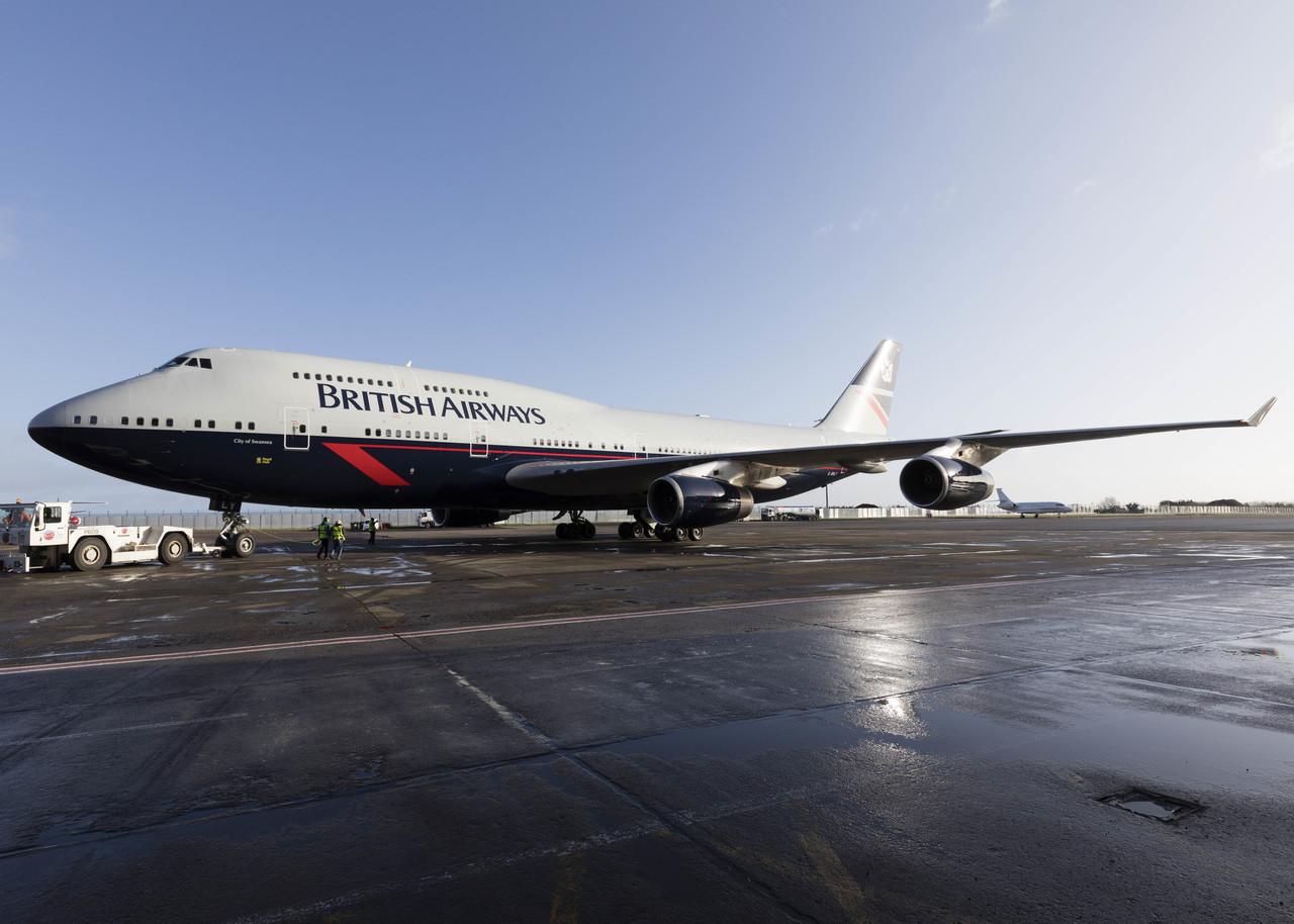 British Airways elige al Landor como el tercer diseño de centenario