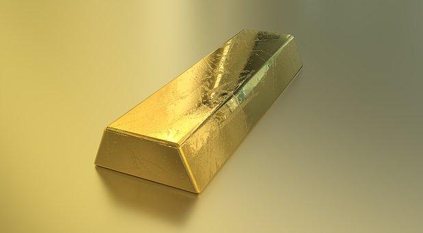 En Dubái te puedes quedar con este lingote de oro de 20 kilos si lo logras levantar